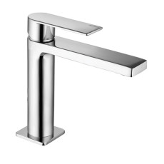Paffoni Basin mixer without waste Tango H 16.6 cm