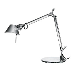 Tolomeo Micro Table Lamp LED L 73 with Base 4 luci Dimmable