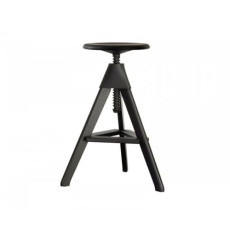 Magis Stool Tom The Wild Bunch H max 86 cm Black