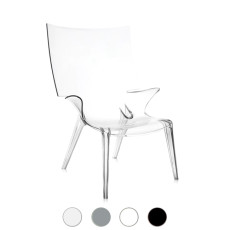 Kartell armchair Uncle Jim 104x72cm