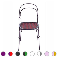 Magis Chair Vigna stackable H 84 cm L 43 cm, also for outdoor use