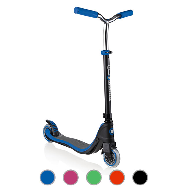 2 Injection Double Wheel Scooter Globber Flow 125