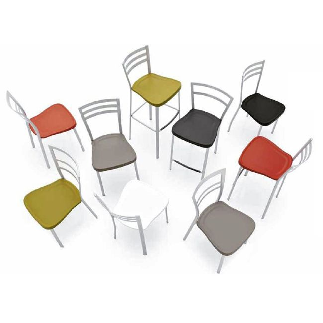 Connubia Calligaris ChairS Ace Wood