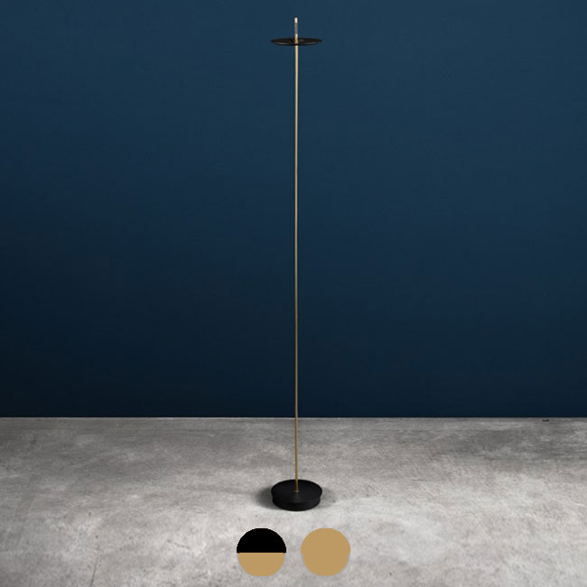 Catellani & Smith Rechargeable floor lamp Giulietta BE F LED 2.8W H 110 cm Dimmer