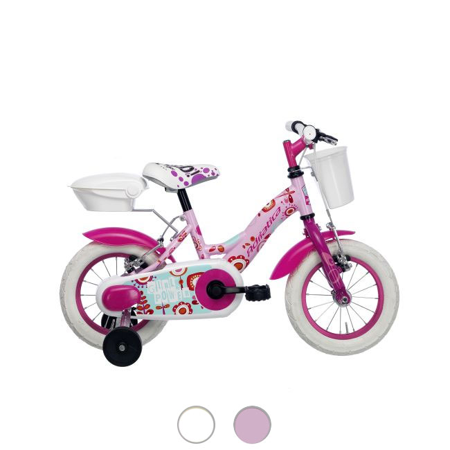 Bicycle for girl 14'' H 21 cm Cicli Adriatica Girl 14