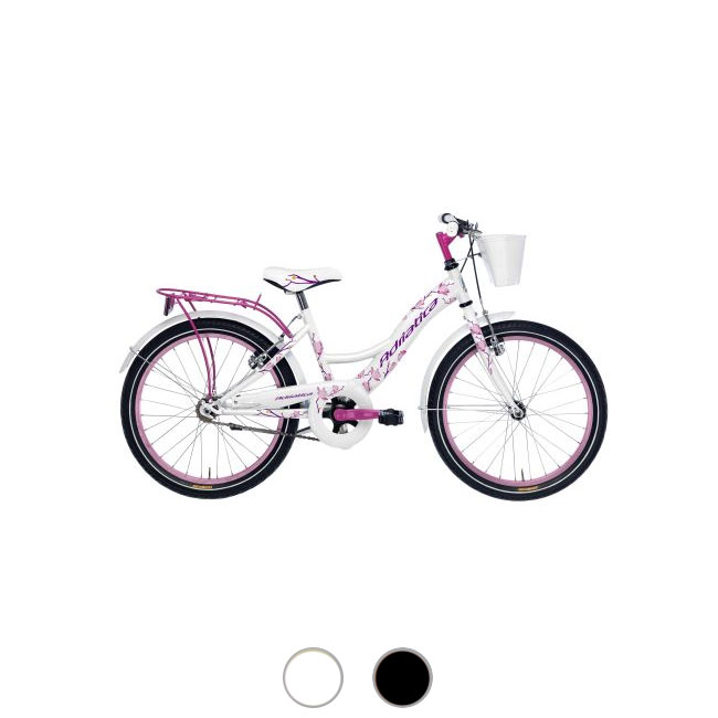 Bicycle for girl 20'' H 35 cm Cicli Adriatica Girl 20