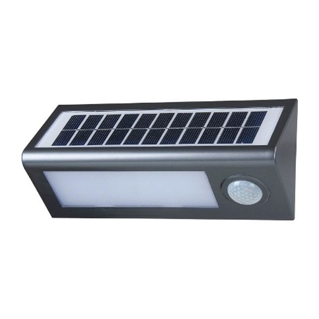 Solar wall lamp Smart wireless LED 7,2W on battery Globo Lighting L 27,2x12,5 cm Outdoor and Garden