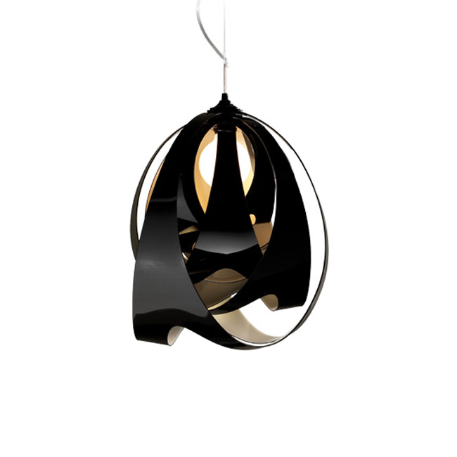 Slamp Goccia Pendant Lamp E27 L 30 cm 1 Light