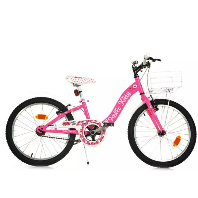 Bicycle for Children 20'' 2 Brakes Hello Kitty