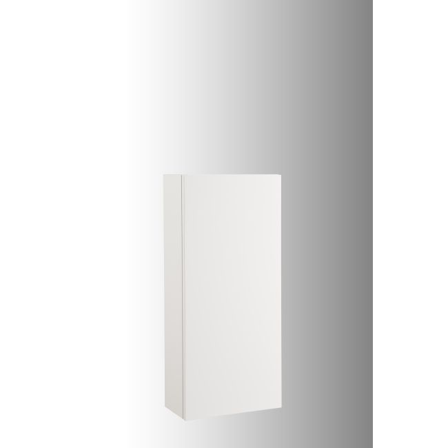 Wall units and columns H 78.2cm reversible Perth White TFT