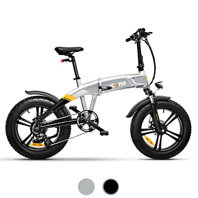 Icon.e IDESERT -X5 Folding electric bicycle