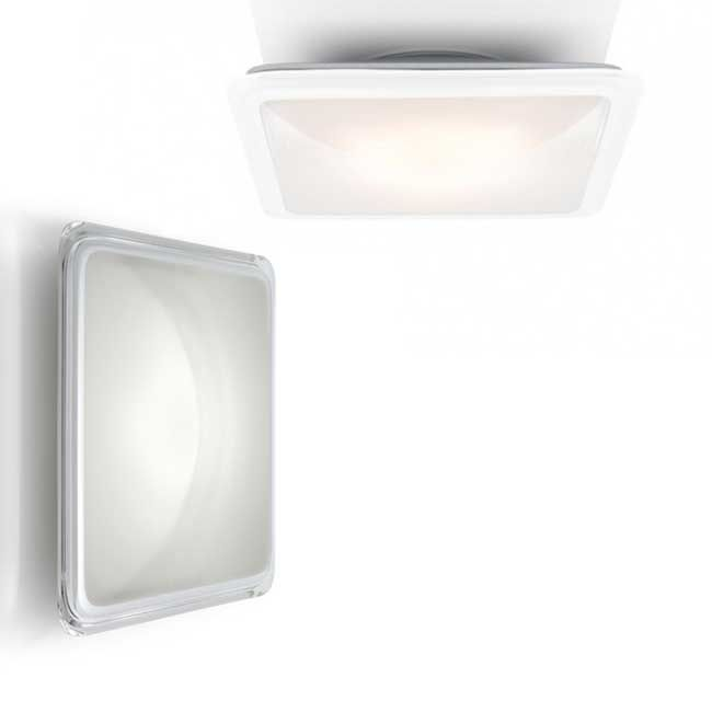 Luceplan Wall Lamp/Ceiling Illusion LED 17W L 23 cm Dimmable