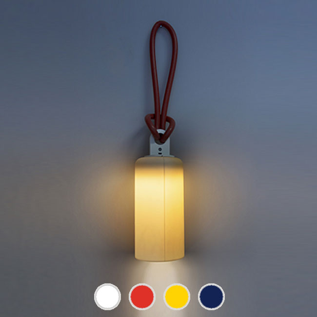In-es Art Design Rechargeable table / wall lamp Candle 1 LED 3W H 30.5 cm
