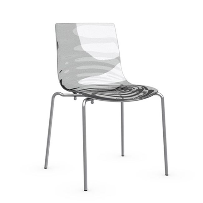 Connubia Calligaris L\'eau stackable - www.smartissima.co.uk