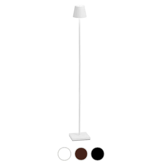 Ai Lati Light Floor lamp Poldina 2.2W H 110 cm Dimmer For indoor and outdoor use