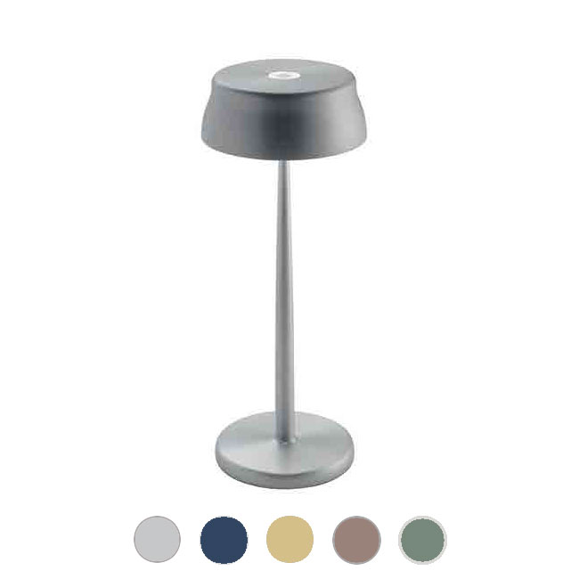 Ai Lati Light Rechargeable table lamp Sister Light 3W H 32.8 cm Dimmer For indoor and outdoor use