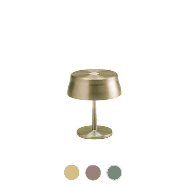 Ai Lati Light Mini Rechargeable table lamp Sister Light 3W H 15 cm Dimmer For indoor and outdoor use