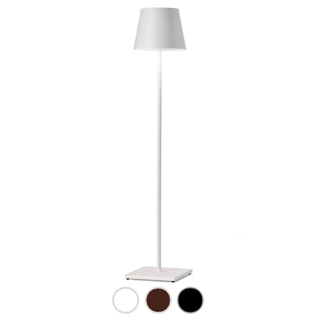 Ai Lati Light Modular table / floor lamp Poldina Pro XXL 10W H 69/150 cm Dimmer For indoor and outdoor use