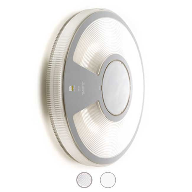Luceplan Wall/Ceiling lamp LightDisc 1 Light 2GX13 Ø 40 cm IP65 Dimmabl Outdoor and Garden
