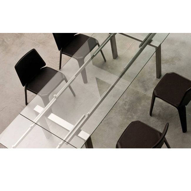 pedrali tm magic extensible table 160 240x90 cm www