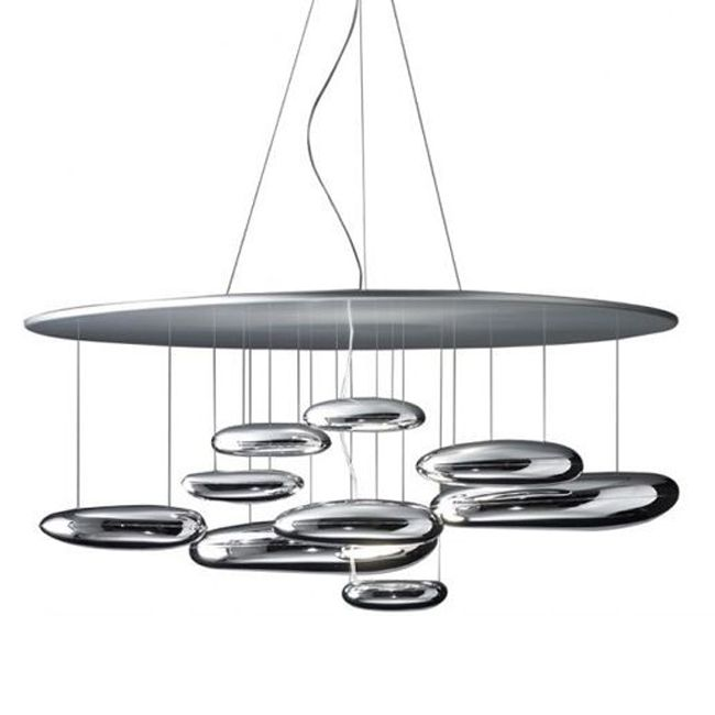 Artemide Mercury Suspension ø110 2 Light dimmable