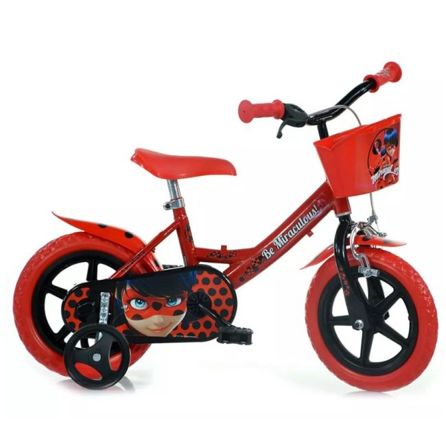 Bicycle for Children 12'' 1 Brake Miraculous