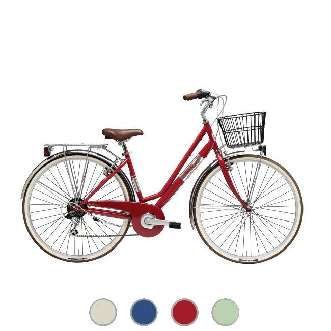 Bicycle for woman 28'' H 45 cm Cicli Adriatica Panarea Lady