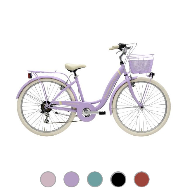 Bicycle for woman 26'' H 42 cm Cicli Adriatica Panda 26
