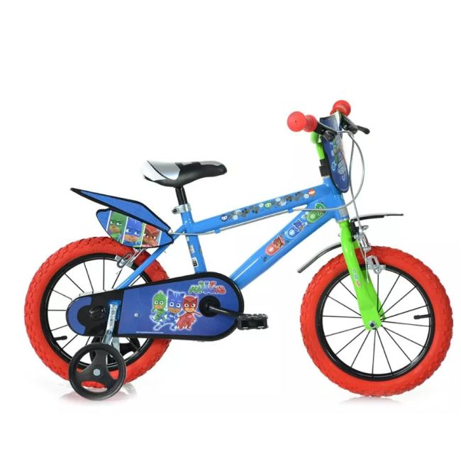 Bicycle for Children 14'' 2 Brakes PJ Mask