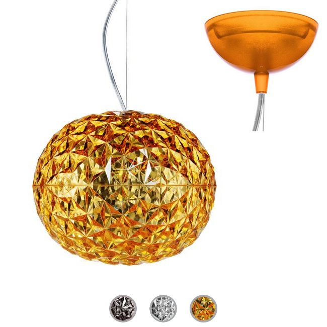 Kartell suspension lamp Planet LED 22W Ø 31 cm