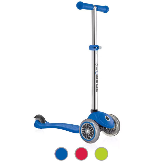 3 Wheels Scooter Globber Primo