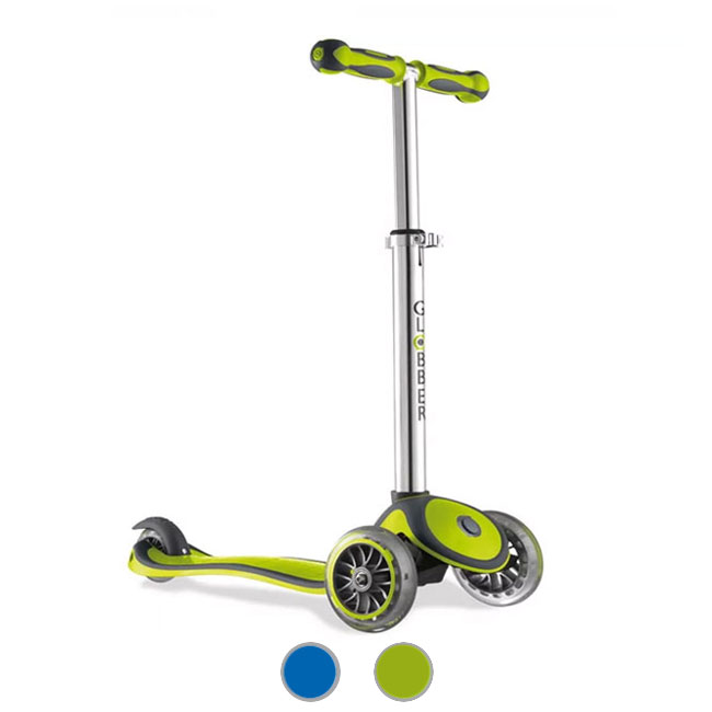 Scooter 3 wheels Double Injection Globber Primo Plus