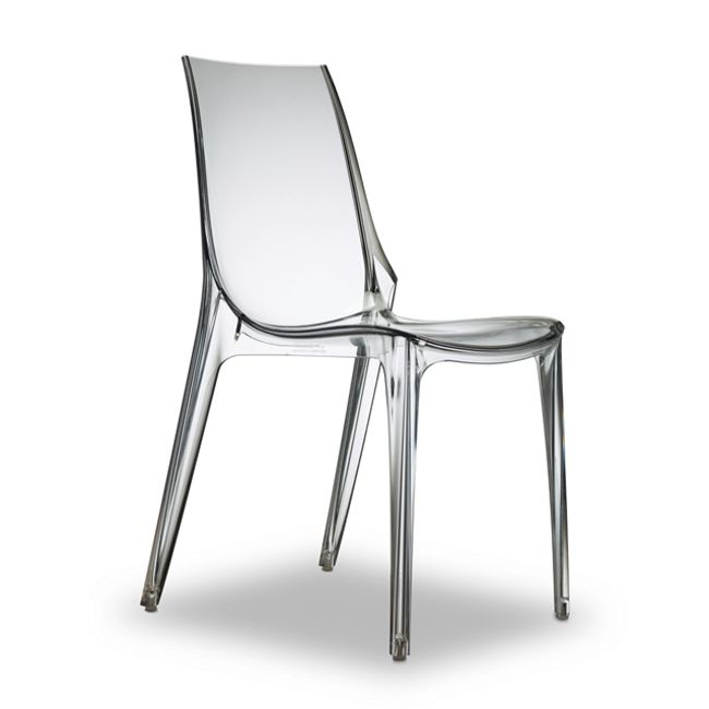 Scab chair Vanity, various colors, stackable, also for the garden