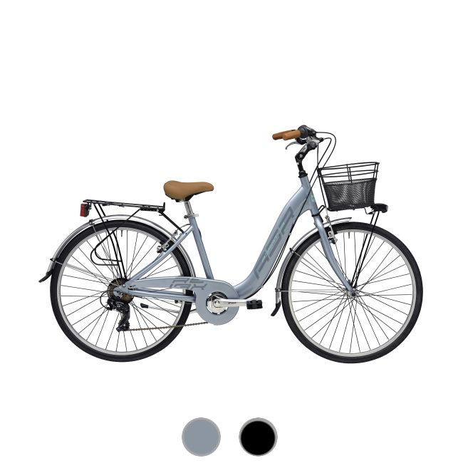 Bicycle for woman 26'' H 45 cm Cicli Adriatica Relax 26
