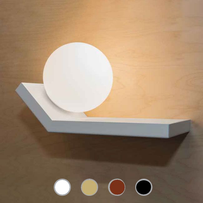 Marchetti Wall lamp Scivolo E14 L 30 cm 1 light