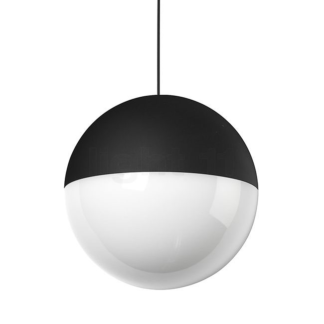 Smart Suspension Lamp LED ARRAY Bluetooth Flos String Light Ball head Ø 19 cm