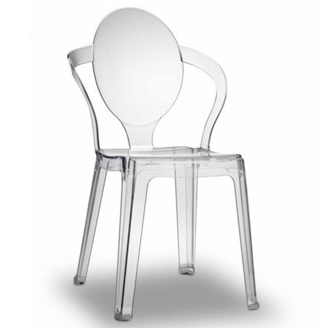 Scab chair Spoon,various colors, stackable, also for garden