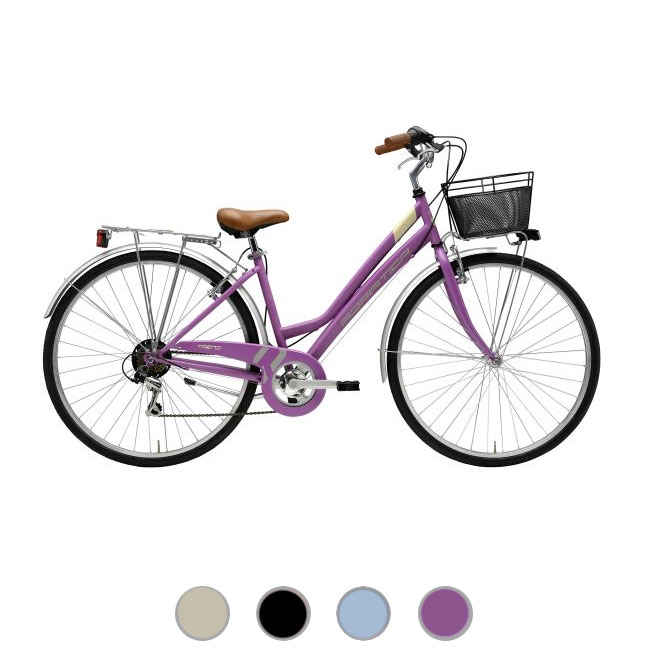 Bicycle for woman 28'' H 45 cm Cicli Adriatica Trend Lady