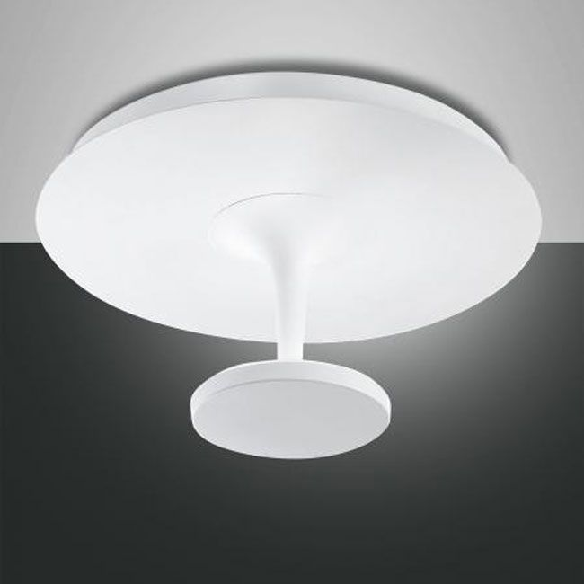 Fabas 3243 Tulpe Ceiling lamp LED 12W Ø 40 cm White