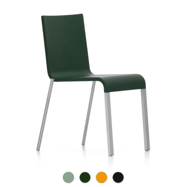 Vitra .03 Chair without armrests L 43,5 cm
