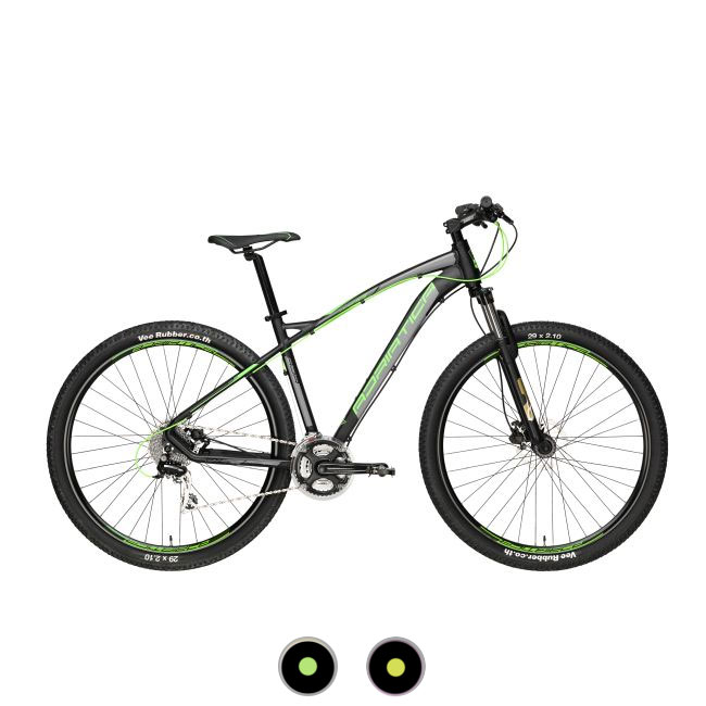 Bicycle MBT Boy 29'' H 42 - 46 cm Cicli Adriatica Wing RS 29
