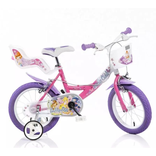 Bicycle for Children 14'' 2 Brakes Winx